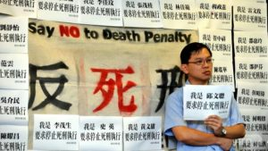 some groups oppose the death penalty