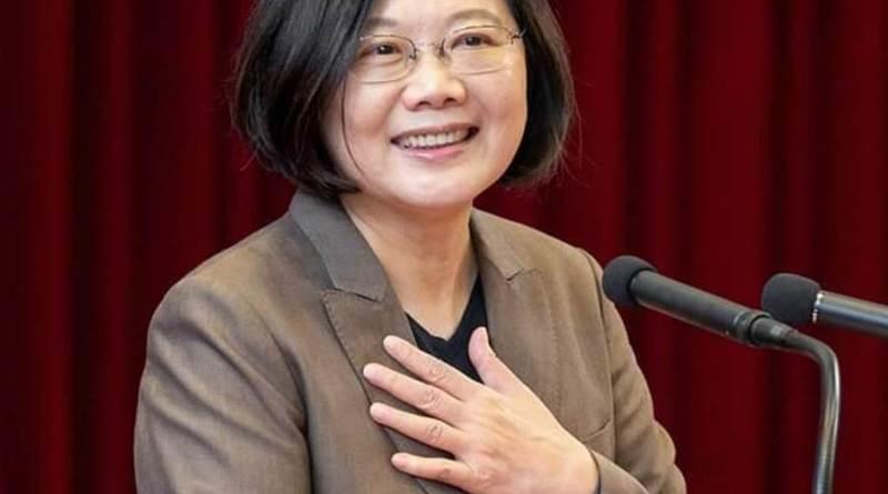 President of Taiwan, Tsai Ing-wen
