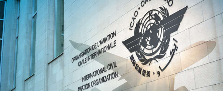 International Civil Aviation Organization (ICAO) headquarters, Montreal, Canada