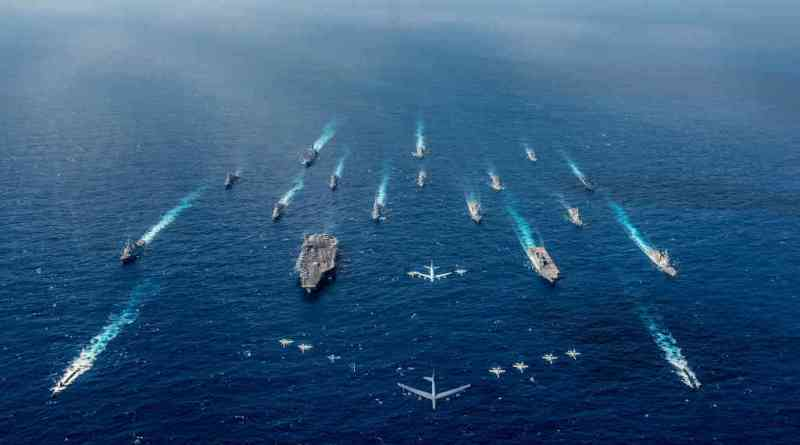 US carrier group