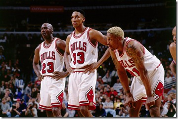Rodman, Pippen to visit Taiwan for Legends Game