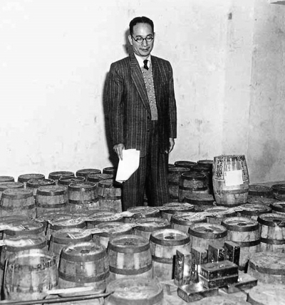 1949-運來臺灣的黃金-小金桶