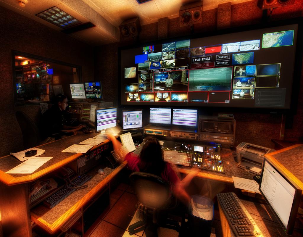 TV internal chamber
