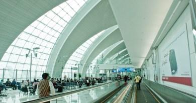杜拜機場航廈(Dubai Terminal 3 at DBX)