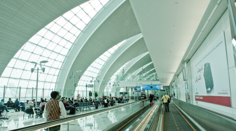杜拜機場航廈(Dubai Terminal 3 at DBX)