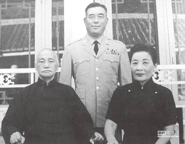 Chiang Zhongzheng Hau Pei tsun