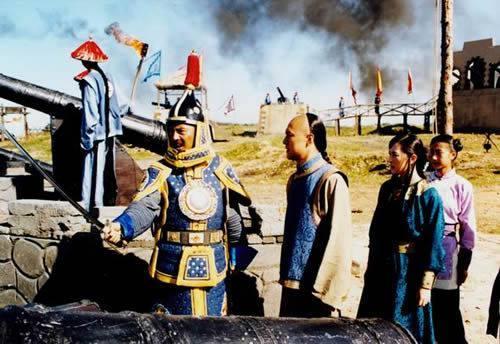 Liu Mingchuan The Sino French War