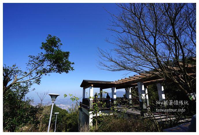 五股景點推薦觀音山硬漢嶺步道00495