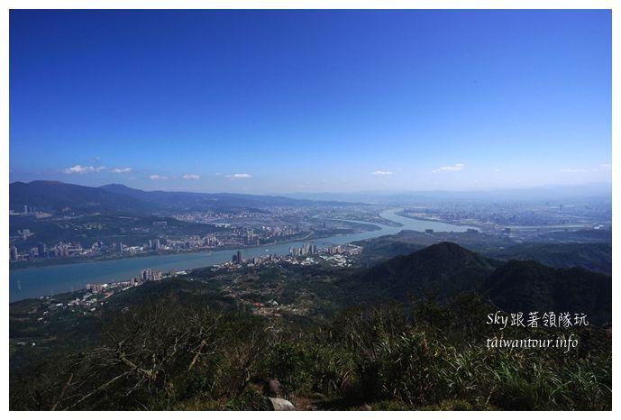 五股景點推薦觀音山硬漢嶺步道00532