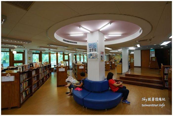 北部景點推薦北投圖書館DSC02329
