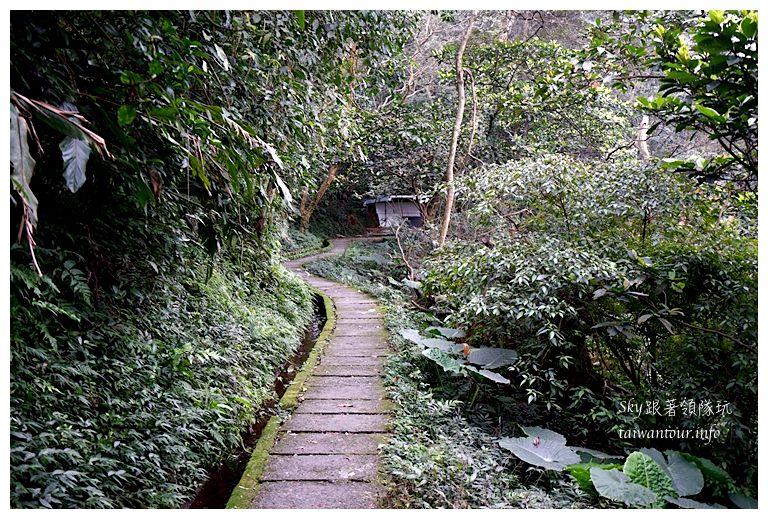 北部景點推薦石門青山瀑布01475