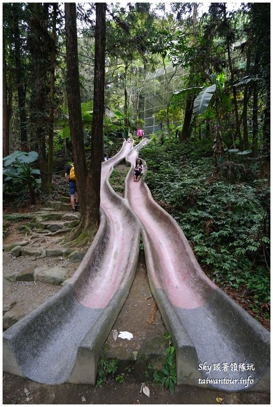 南投景點推薦鳳凰谷鳥園溜滑梯瀑布國立自然科學博物館DSC00396_结果