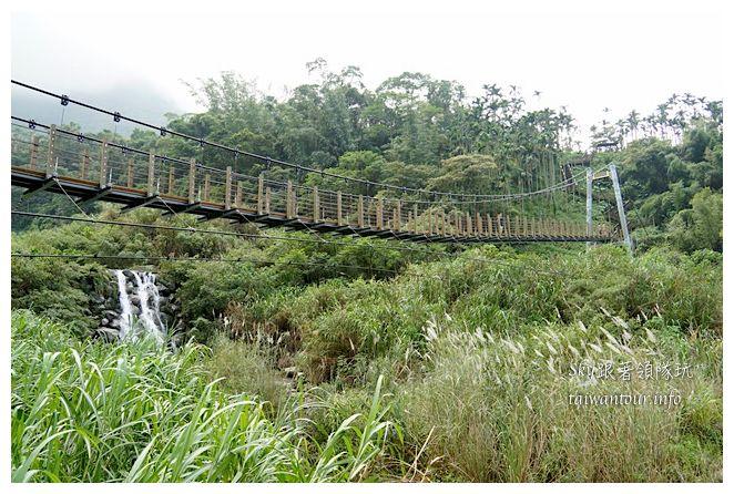 古坑華山小天梯情人橋鋼管壩00706