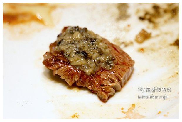 台中綠美食推薦凱焱頂級鐵板燒58212