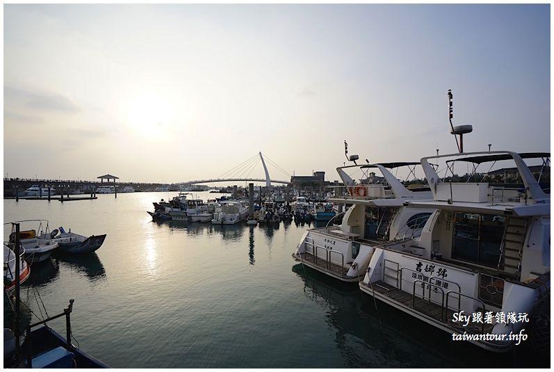 新北市私房景點漁人碼頭