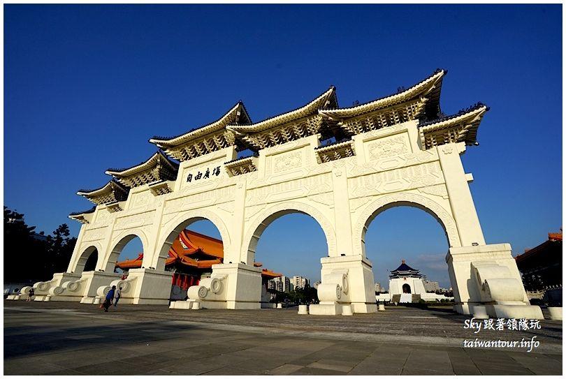 台北景點推薦中正紀念堂自由廣場DSC01866