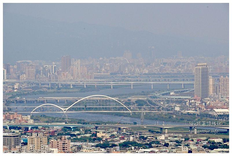 台北景點推薦樹林大同山夜景約會必去03780
