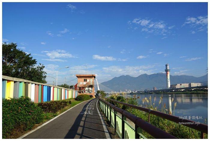 台北景點推薦社子島自行車道09375