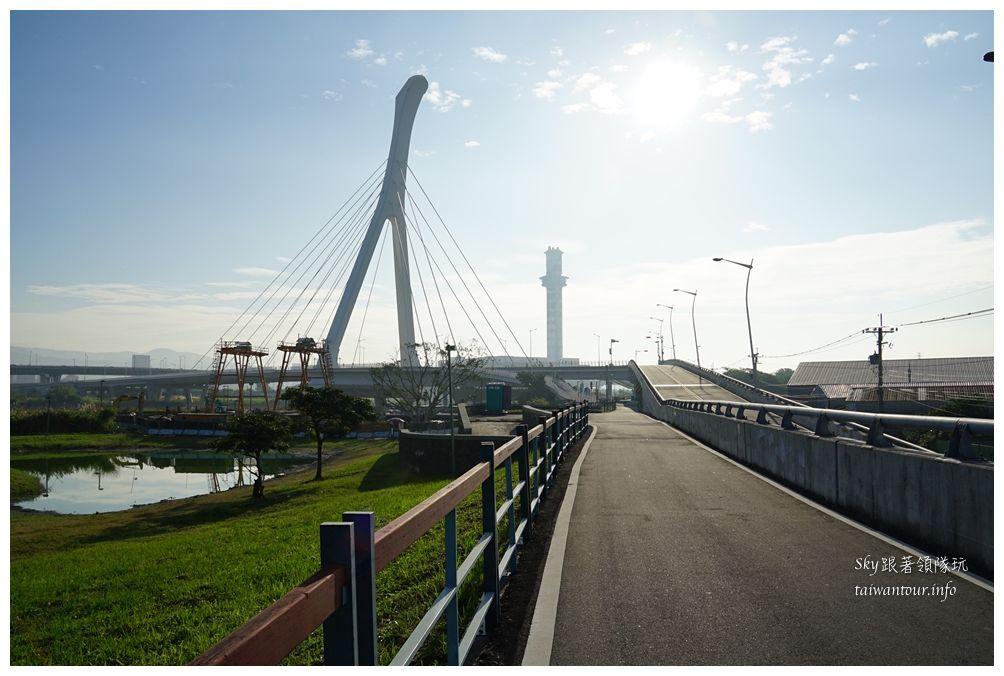 台北景點推薦社子島自行車道09391