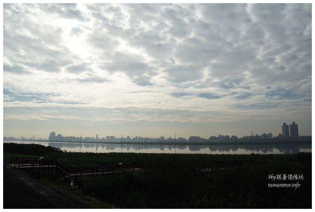 台北景點推薦社子島自行車道09473