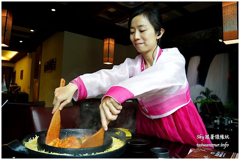 台南美食韓式東大門料理DSC01459