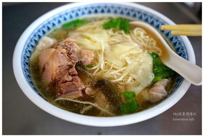 宜蘭市美食推薦十六崁瓜仔雞麵08953