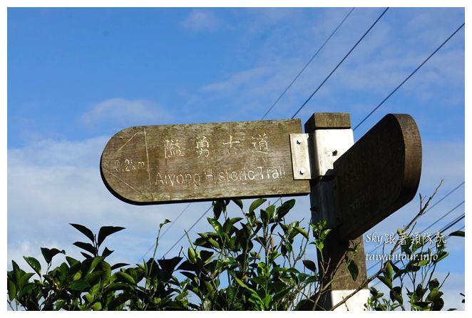 宜蘭景點推薦溢勇古道02763