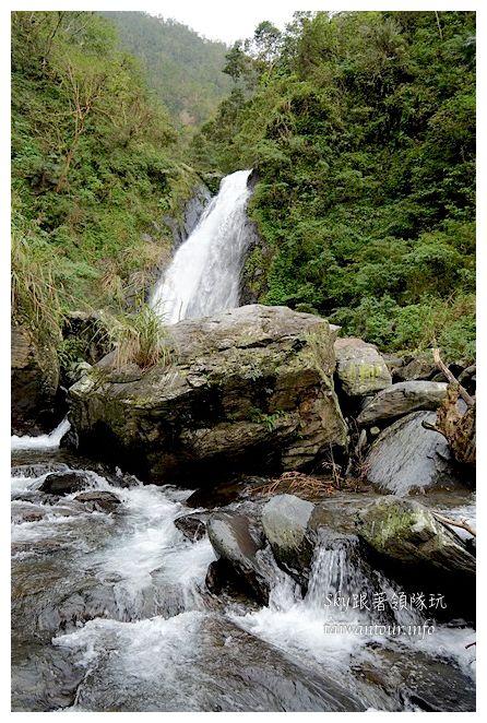宜蘭景點新寮瀑布02145