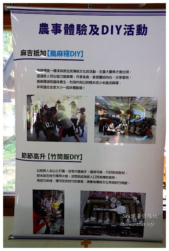 新竹景點推薦尖石鄉那羅部落香草青蛙石02030