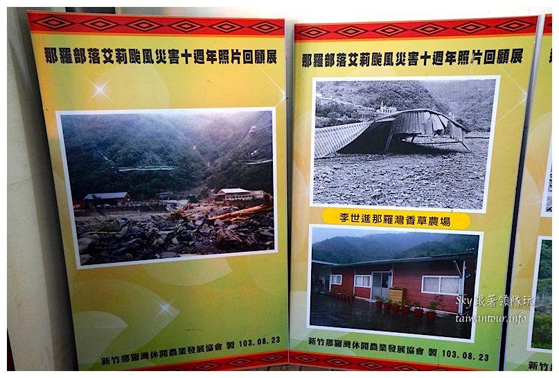 新竹景點推薦尖石鄉那羅部落香草青蛙石02038