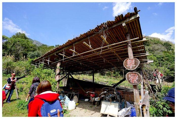 新竹景點推薦尖石鄉那羅部落香草青蛙石02267