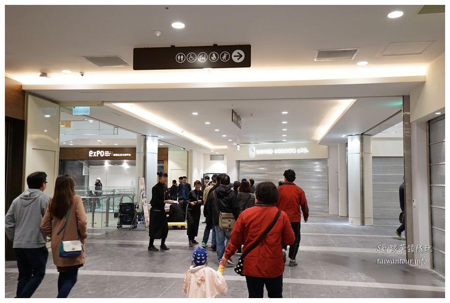林口景點推薦三井過季商品mitsui outlet park07034