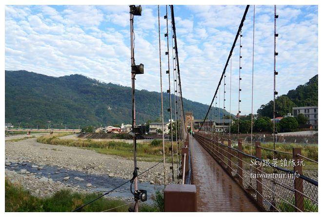 苗栗南庄景點蓬萊自然生態園區42湧泉八卦力05136