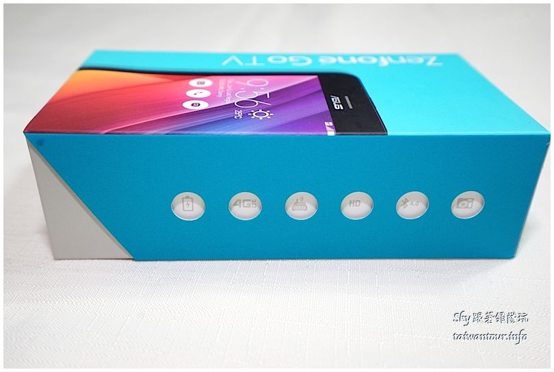 華碩手機zenfone go tvDSC05327