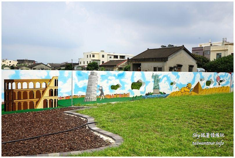 雲林景點推薦屋頂上的貓貓咪小學堂DSC07586