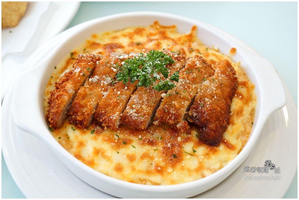 台中美食推薦-大甲平價義式料理【艾曼客義大利餐廳】