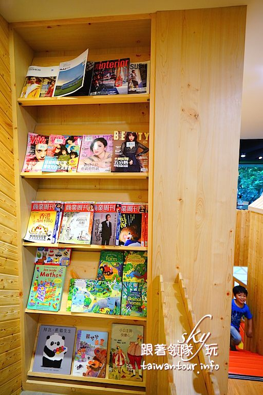 林口美食推薦【樹屋親子餐廳】樹屋溜滑梯.日式料理