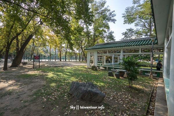 台北景點推薦【復興公園】北投免費溫泉親子樂園