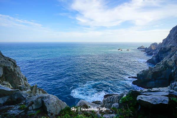馬祖景點推薦-全球坑道密度最高東引島【安東坑道】