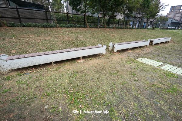 新北景點推薦-林口親子.寵物友善【力行公園】