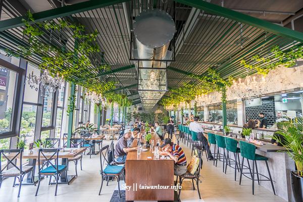 台北美食推薦-內湖花園餐廳【樂尼尼義大利餐廳Le NINI(內湖店)】