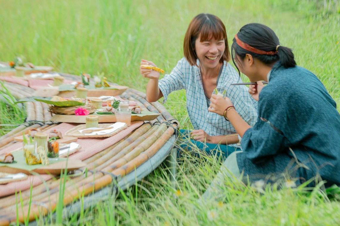 花蓮縱谷原遊會【餐桌上的部落旅行】太巴塱部落.吉拉米代部落