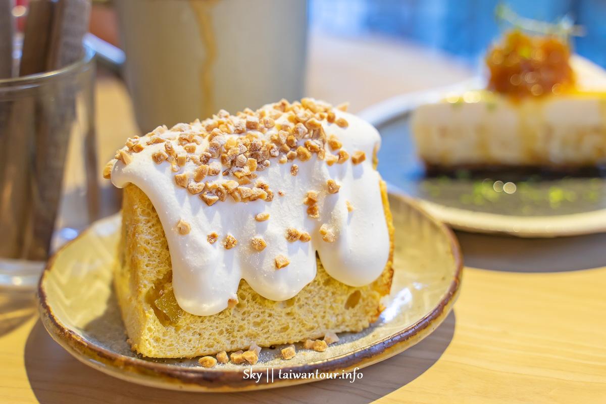 2019花蓮吉安【惦惦咖啡】慶修院咖啡下午茶甜點.菜單.美食餐廳推薦