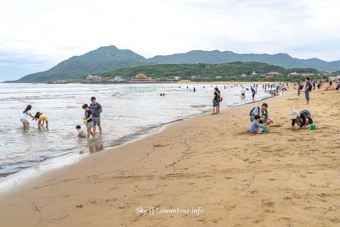 2019福隆國際沙雕藝術季玩水