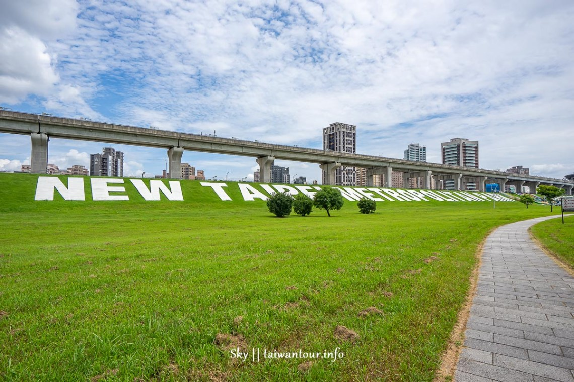 2019親子景點【新北大都會公園小火車】回來了.班次時間.地點