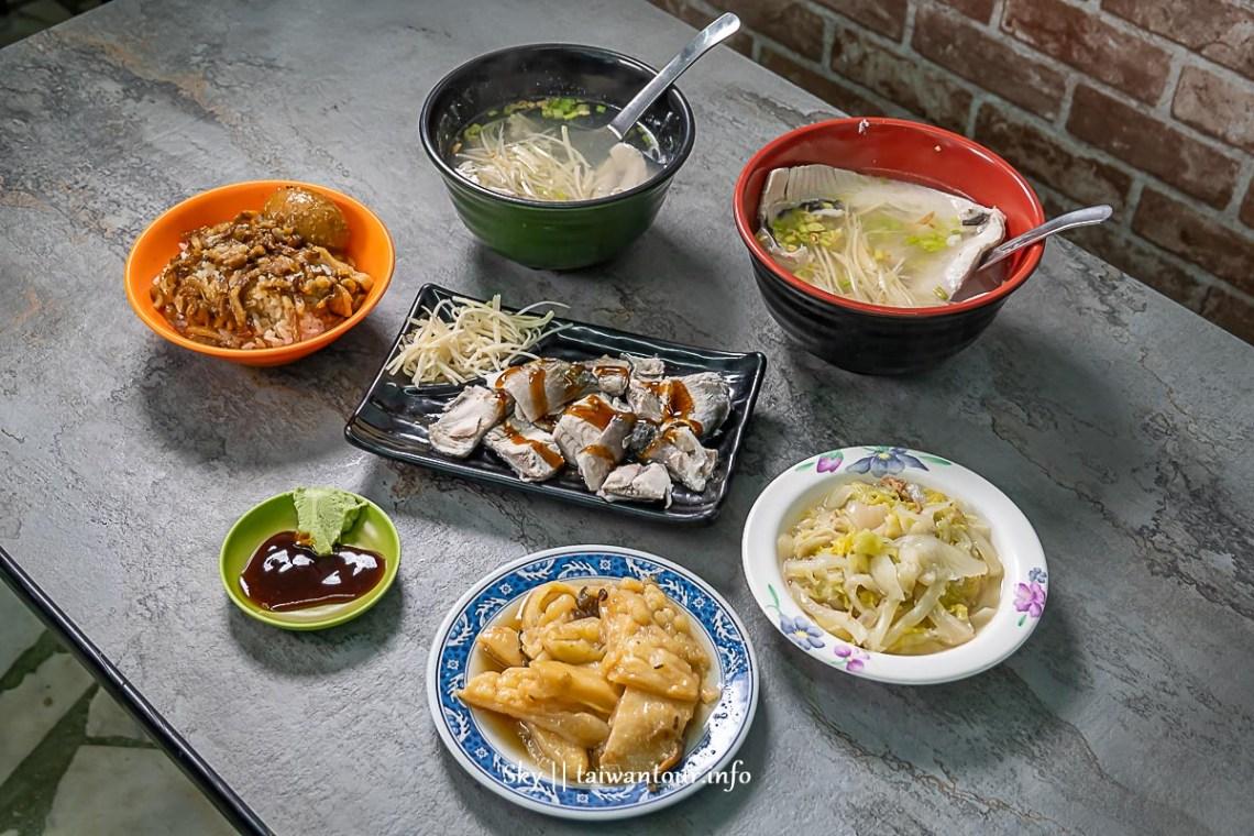 【2019基隆美食特搜】在地人必吃早.午餐餐廳老店