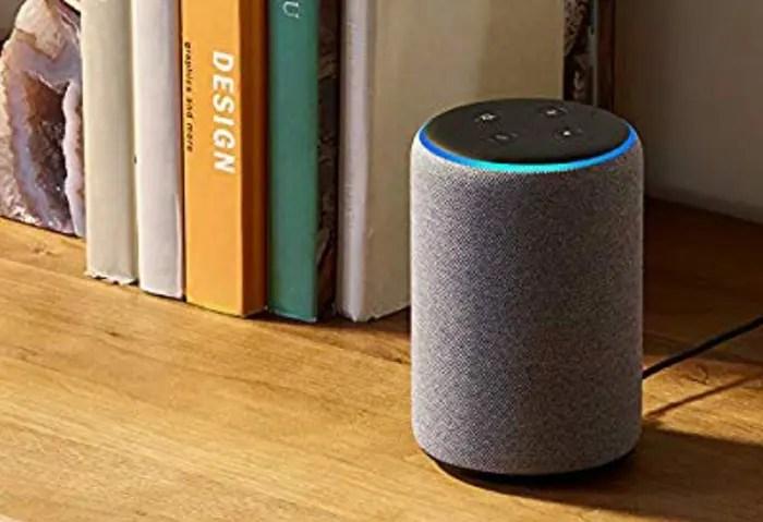 AmazonEcho第2世代上位機種