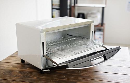 「パリッと食感」がお好きな場合はオーブントースターを使用