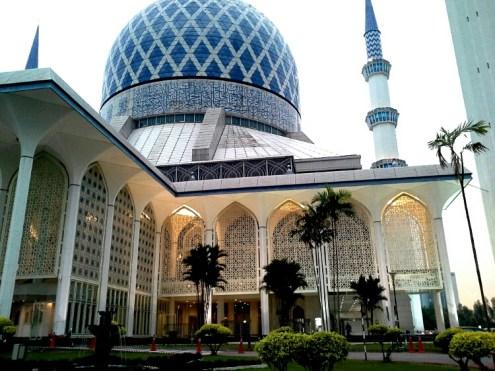 Masjid Sultan Salahuddin Abdul Aziz Shah, Shah Alam