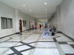 Ruang legar bahagian bawah Masjid